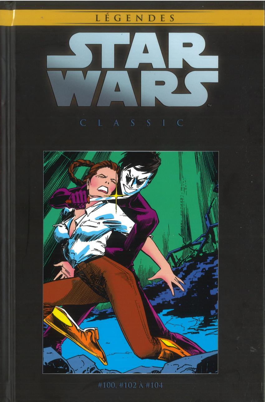 Couverture de Star Wars - Légendes - La Collection (Hachette) -135135- Star Wars Classic - #100, #102 à #104