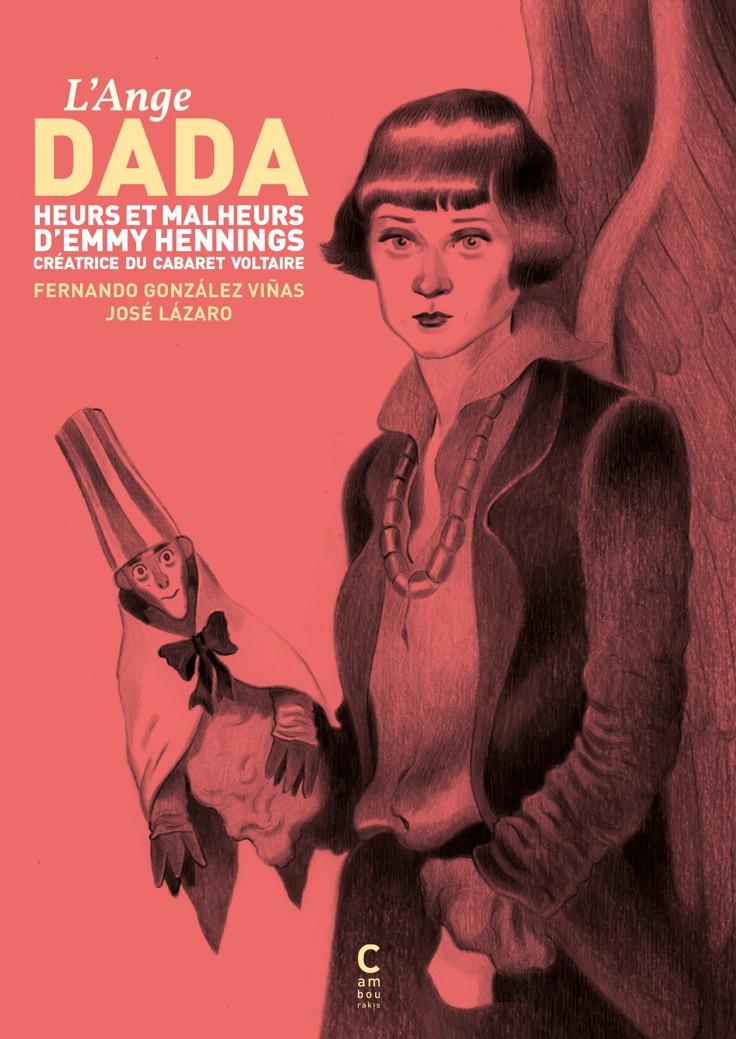 Couverture de L'ange Dada - L'Ange Dada