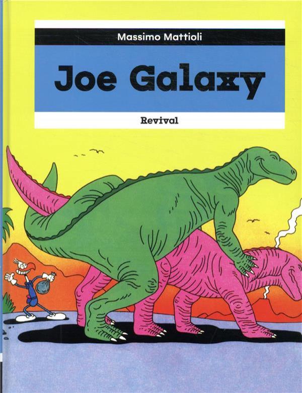 Couverture de Joe Galaxy