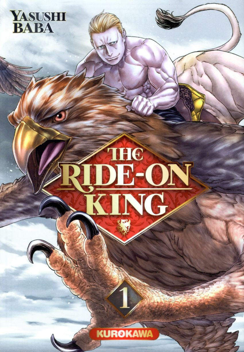 Couverture de Ride-on King (The) -1- Volume 1