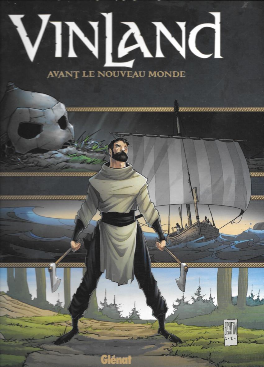 Couverture de Vinland (Martel/Boutin-Gagné) - Vinland
