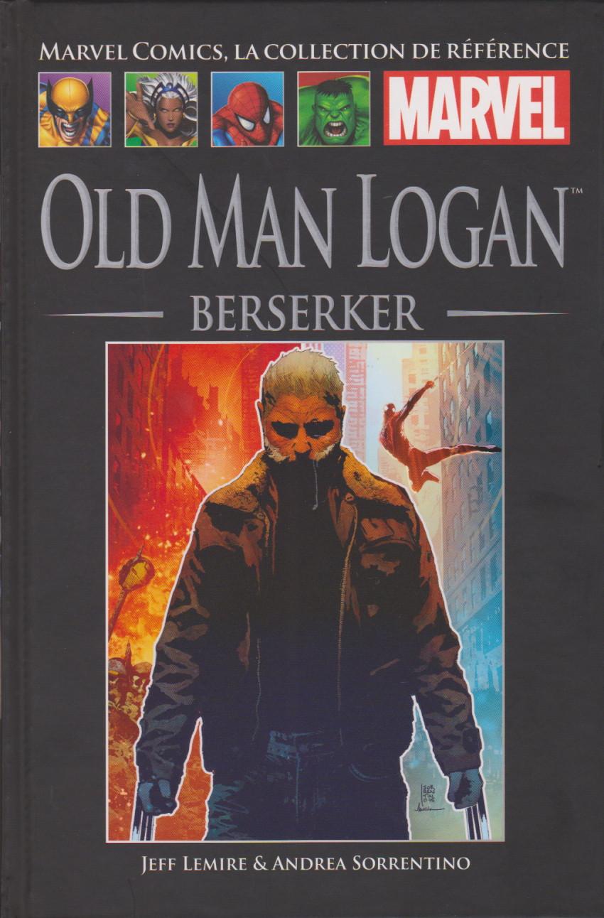 Couverture de Marvel Comics - La collection (Hachette) -177136- Old Man Logan : Berserker
