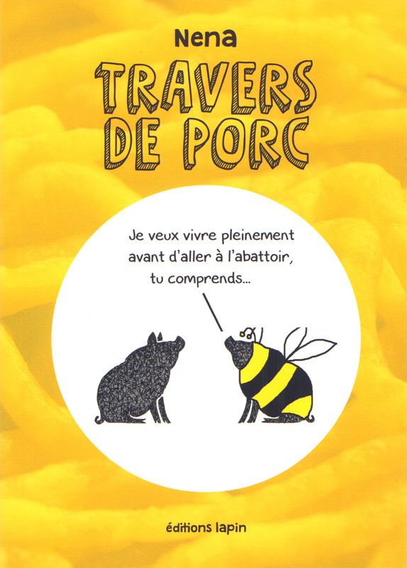Couverture de Travers de porc