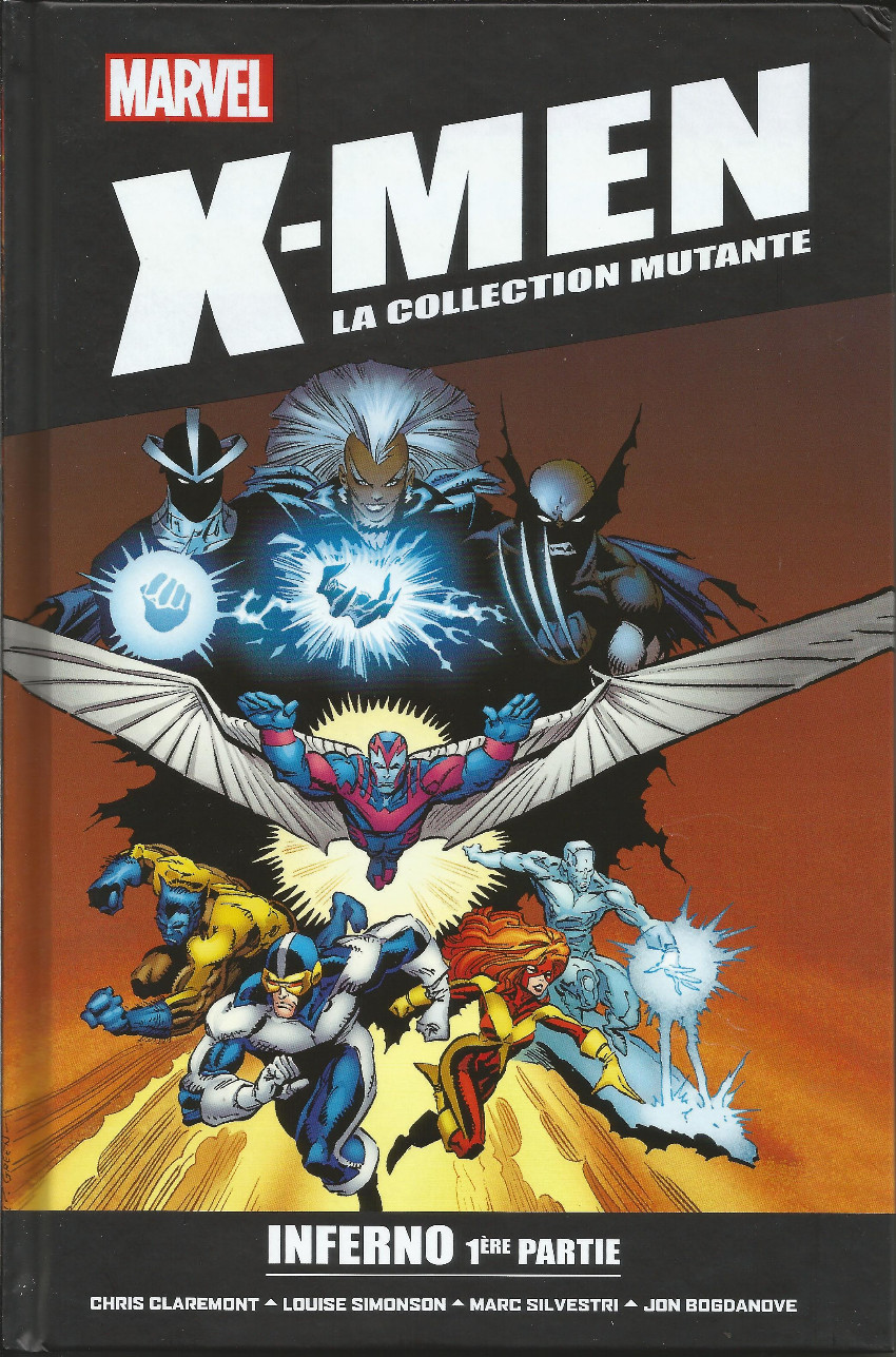 Couverture de X-Men - La Collection Mutante -1033- Inferno 1ère Partie