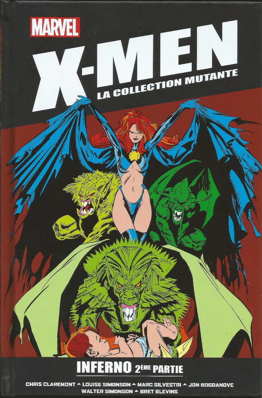 Couverture de X-Men - La Collection Mutante -1134- Inferno 2ème Partie
