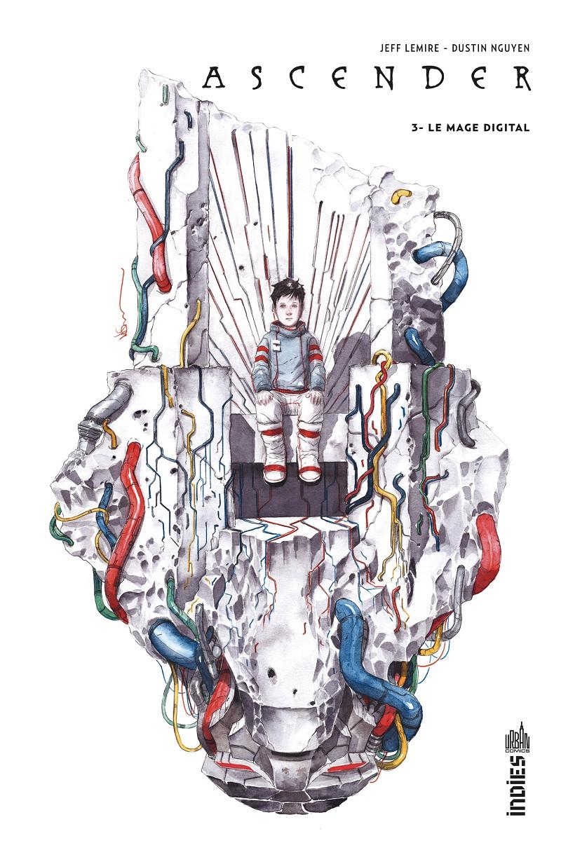 Couverture de Ascender -3- Le Mage digital