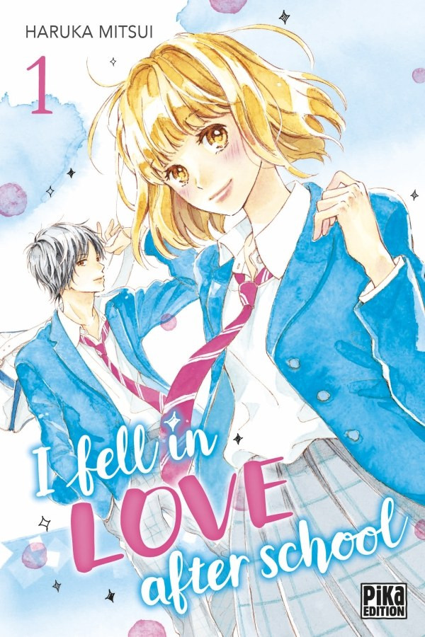 Couverture de I fell in love after school - Tome 1