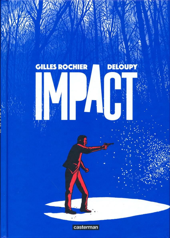 Couverture de Impact