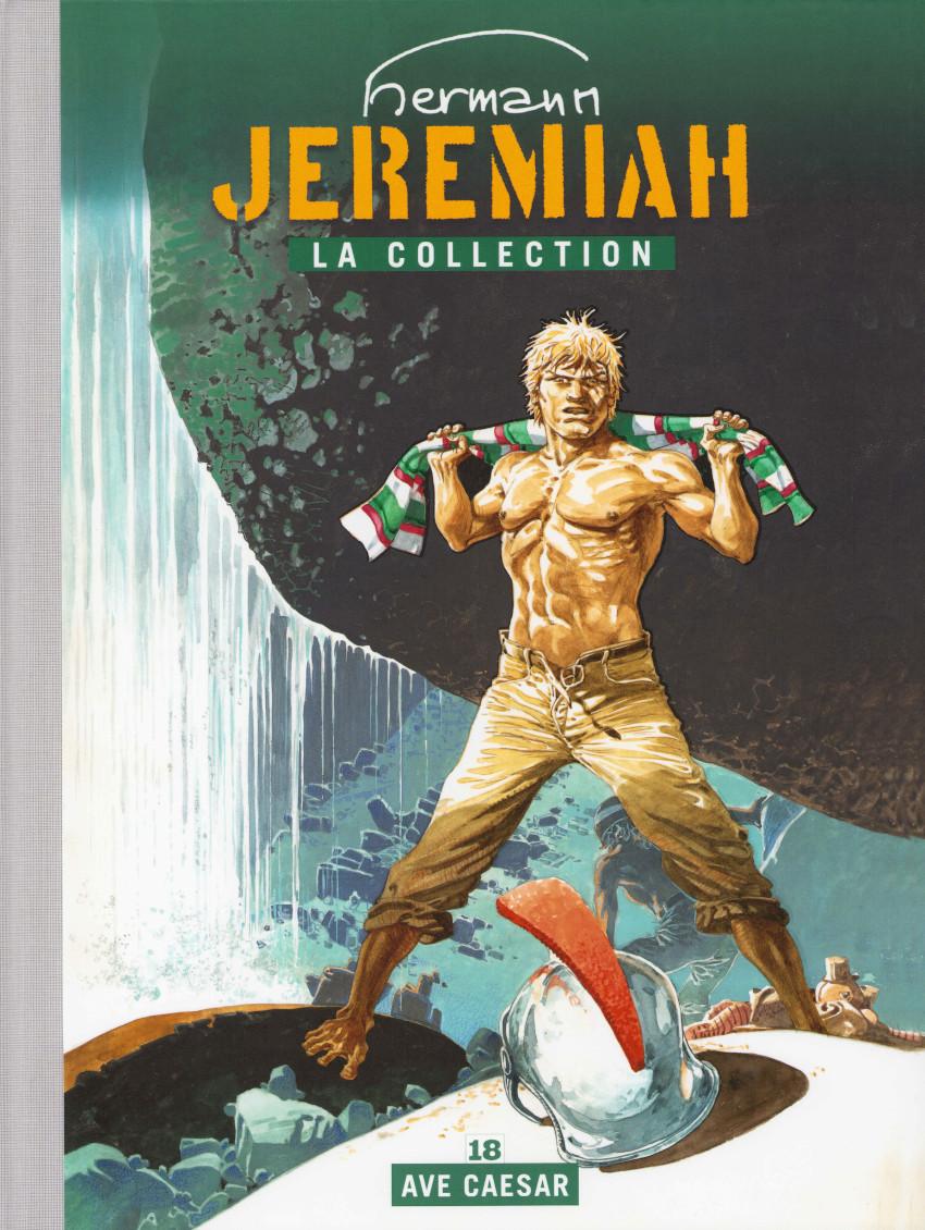 Couverture de Jeremiah - La Collection (Hachette) -18- Ave Caesar
