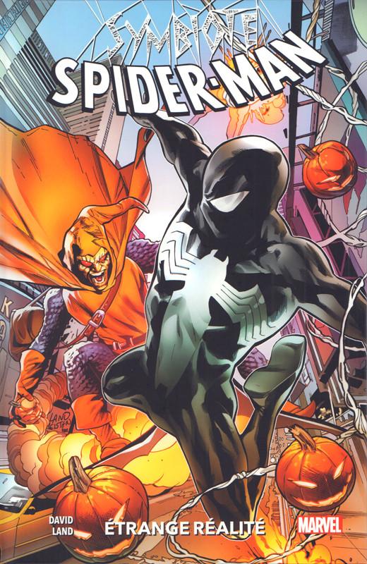 Couverture de Spider-Man - Symbiote - Symbiote Spider-man - Etrange réalité