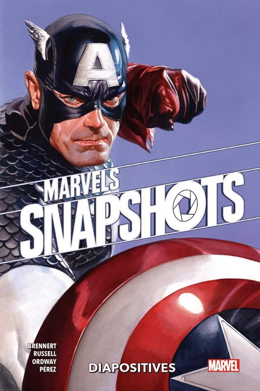 Couverture de Marvels : Snapshots -1- Diapositives