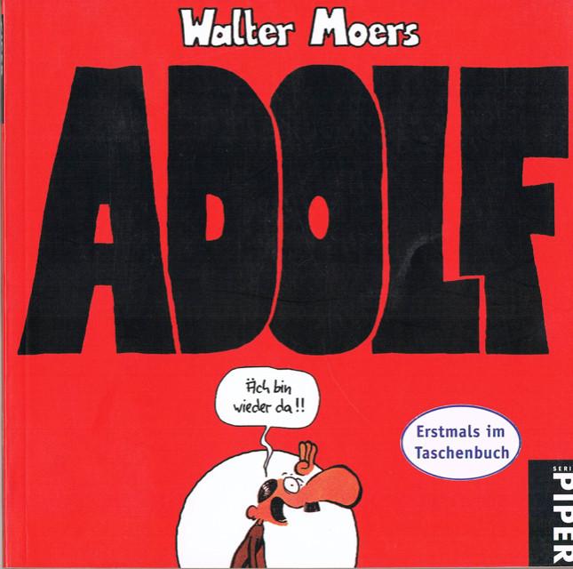 Couverture de Adolf: Äch bin wieder da - Tome 1