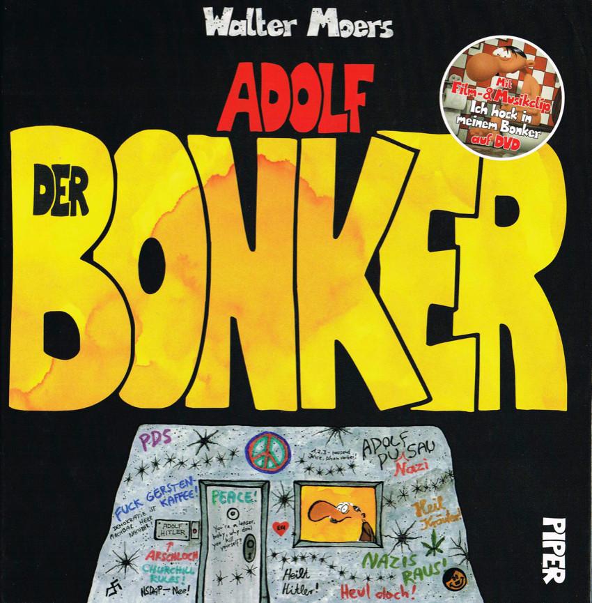 Couverture de Adolf. Der Bonker