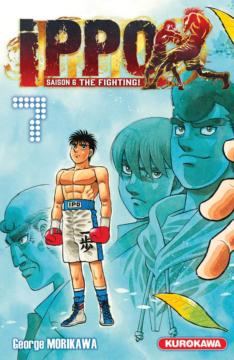 Couverture de Ippo - Saison 6 - The Fighting! -7- Tome 7