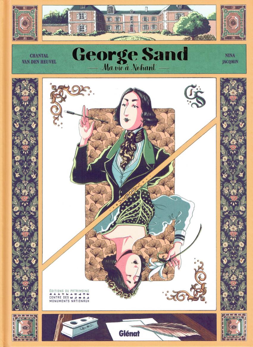 Couverture de George Sand - George Sand - Ma vie à Nohant