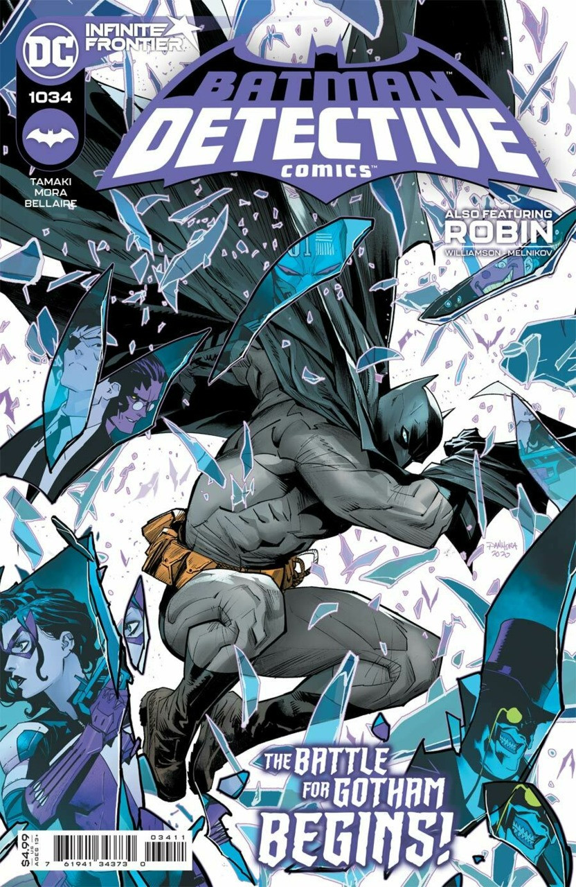 Couverture de Detective Comics (1937), Période Rebirth (2016) -1034- The Neighborhood - Part 1