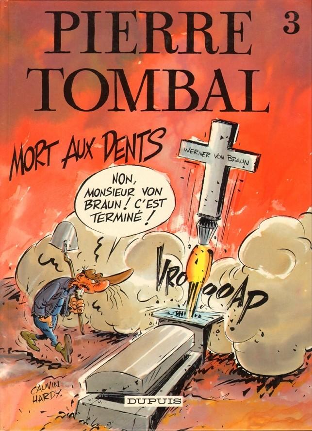 Couverture de Pierre Tombal -3- Mort aux dents