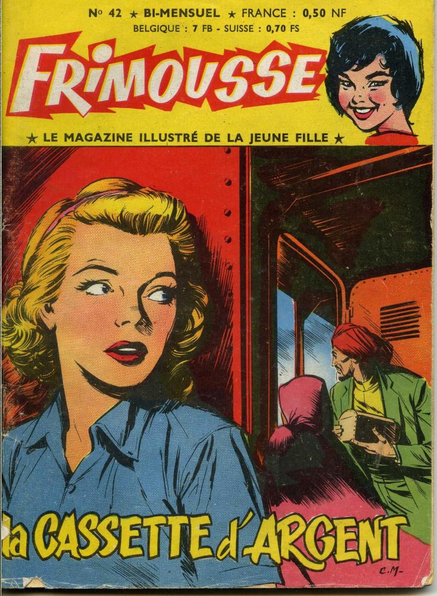 Couverture de Frimousse et Frimousse-Capucine -42- La cassette d'argent