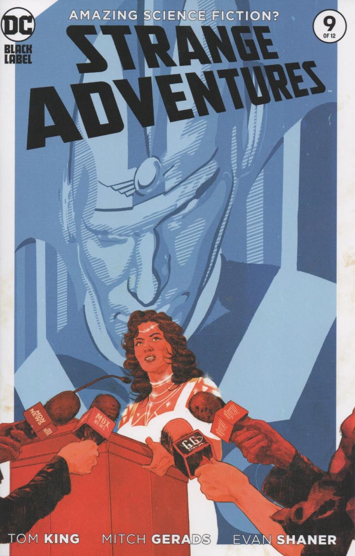 Couverture de Strange Adventures (DC Comics - 2020) -9- The Whole World's Looking