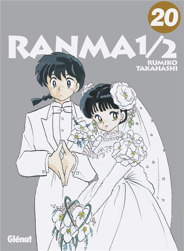 Couverture de Ranma 1/2 (édition originale) -20- Tome 20