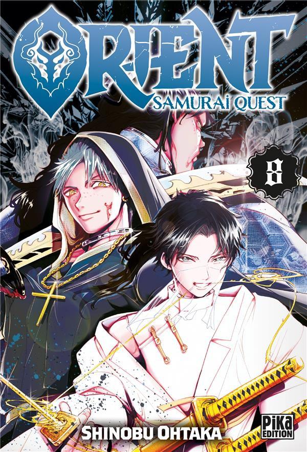 Couverture de Orient - Samurai Quest -8- Tome 8