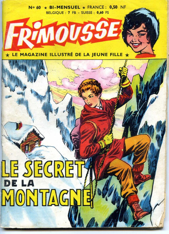 Couverture de Frimousse -60- Le secret de la montagne