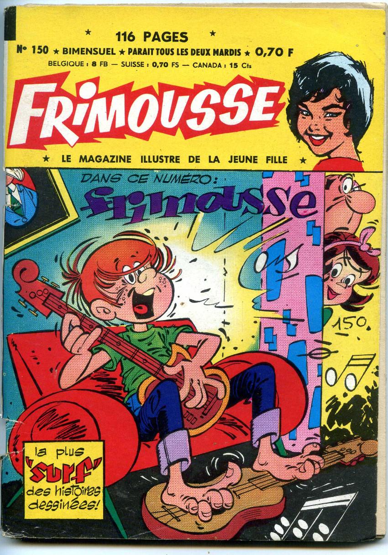Couverture de Frimousse et Frimousse-Capucine -150- Frimousse