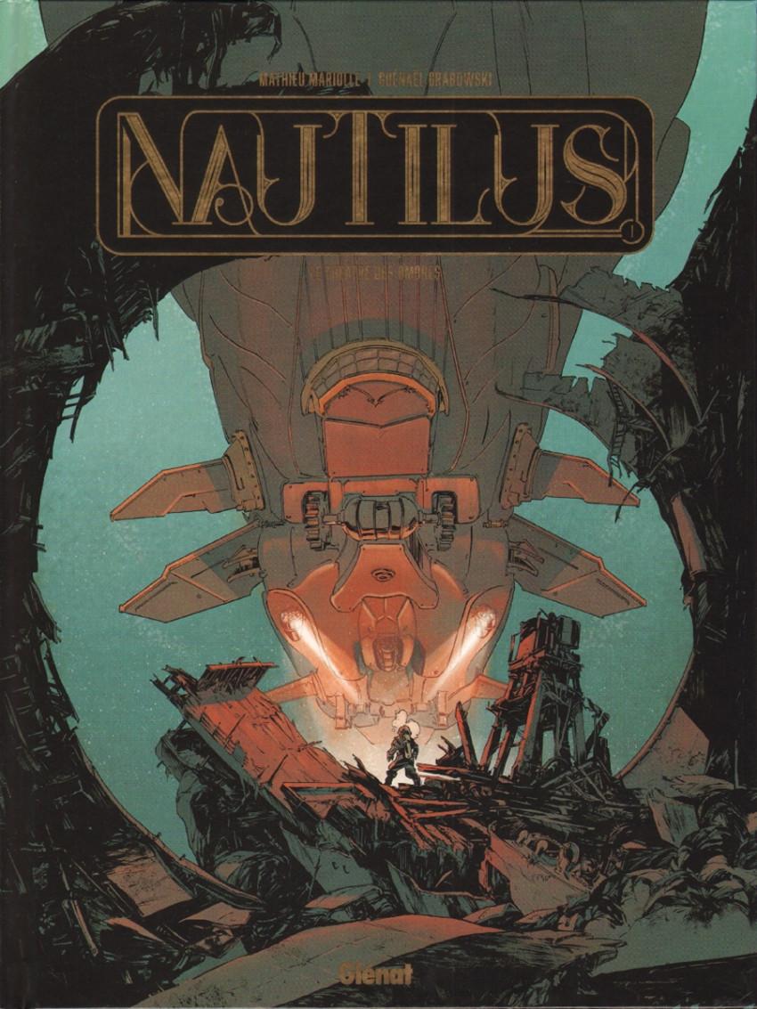 Couverture de Nautilus -1- Le théâtre des ombres
