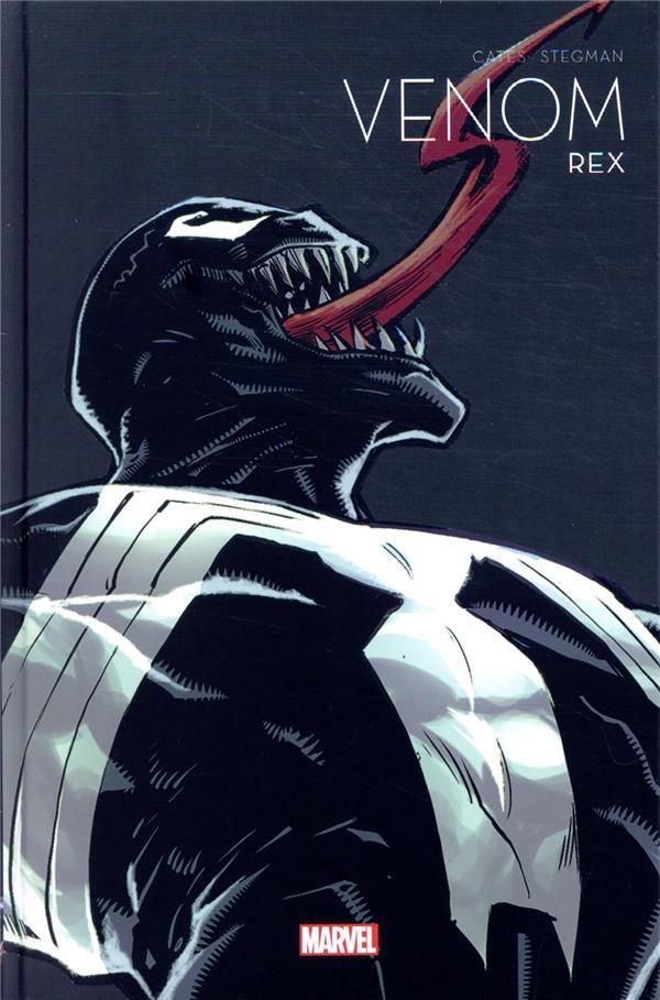 Couverture de Le printemps des comics (Panini 2021) -2- Venom - Rex