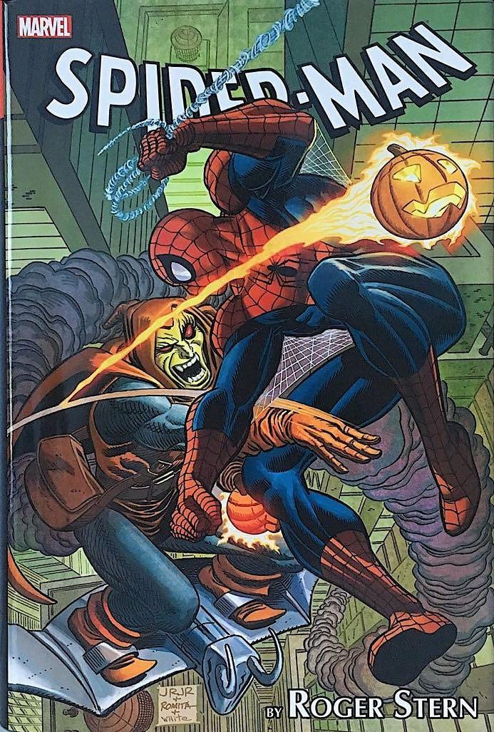 Couverture de The amazing Spider-Man Vol.1 (Marvel comics - 1963) -OMNIb- Spider-Man by Roger Stern Omnibus