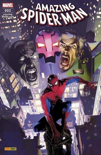 Couverture de Amazing Spider-Man (série 1-2021) -2- Tous pêcheurs (2)