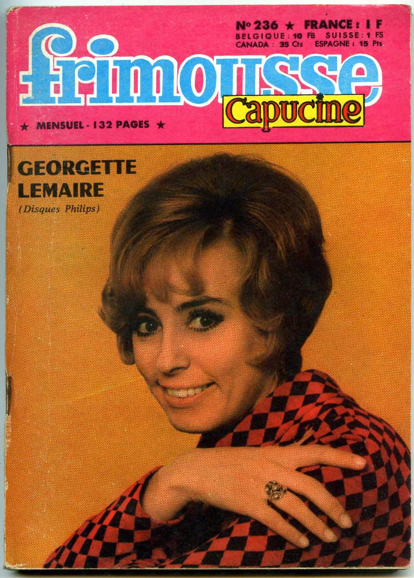 Couverture de Frimousse et Frimousse-Capucine -236- Georgette Lemaire