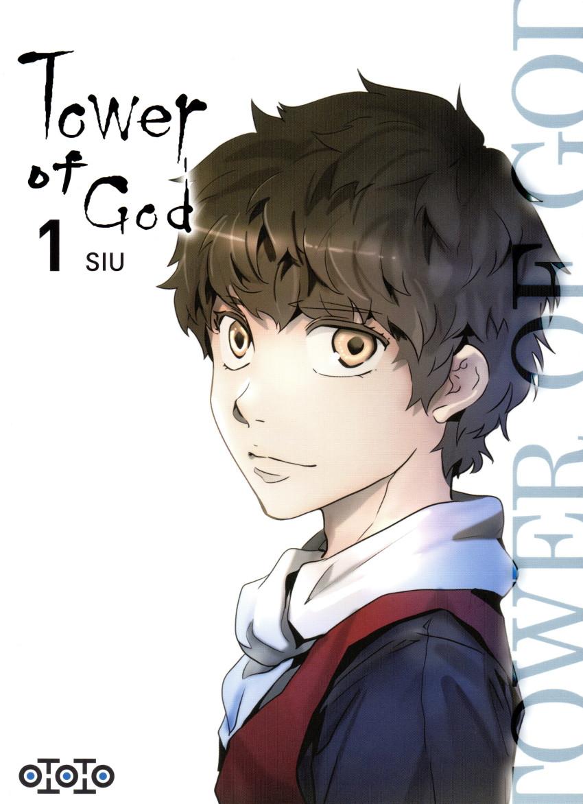 Couverture de Tower of God -1- Volume 1