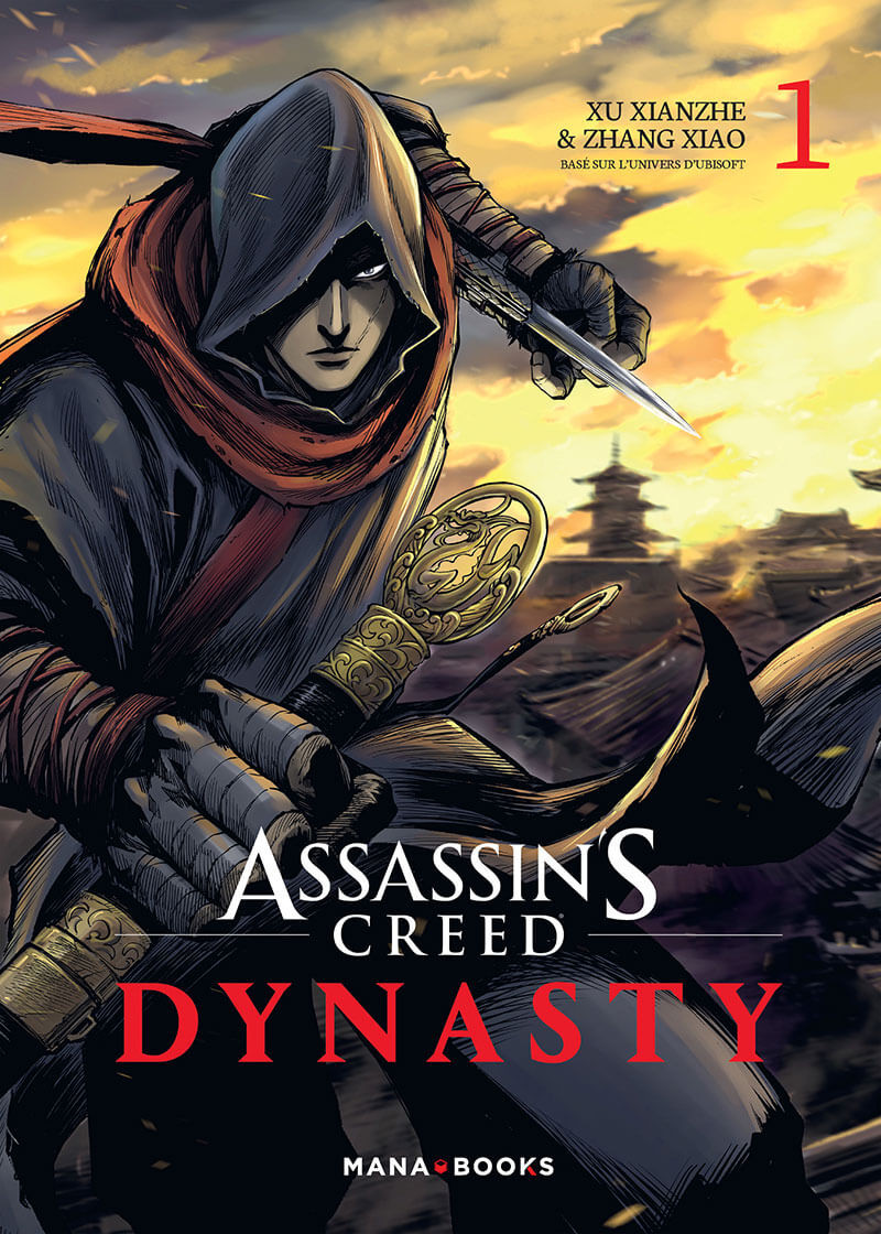 Couverture de Assassin's Creed Dynasty -1- Tome 1