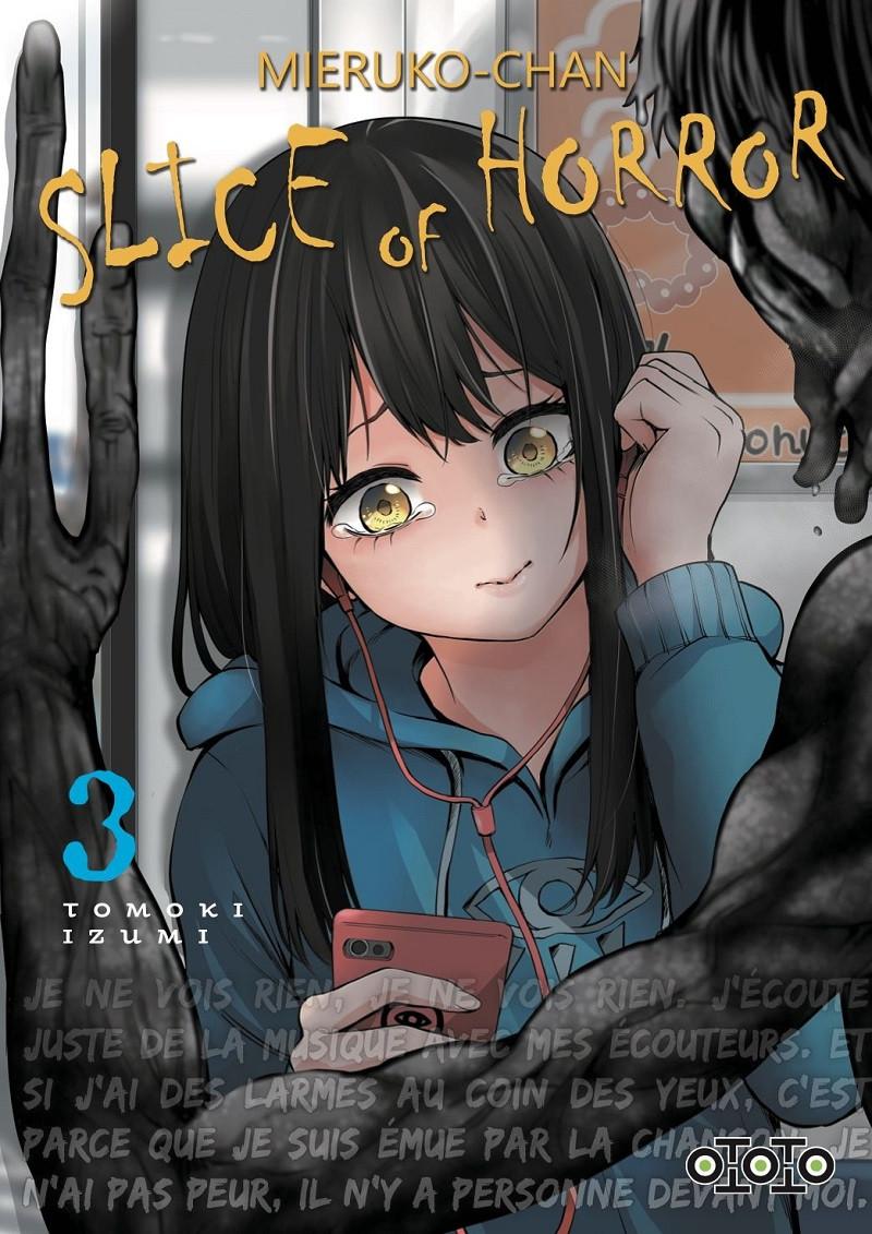Couverture de Mieruko-chan - Slice of horror -3- Tome 3