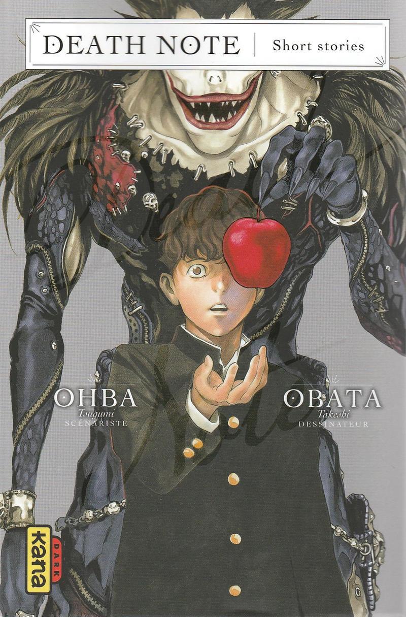 Death Note - HS : Short Stories