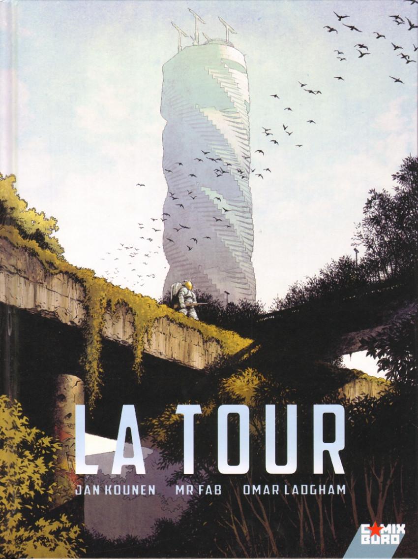 Chronique : La tour (Kounen/Ladgham/Mr Fab) -1- Tome 1 (Comix Buro)