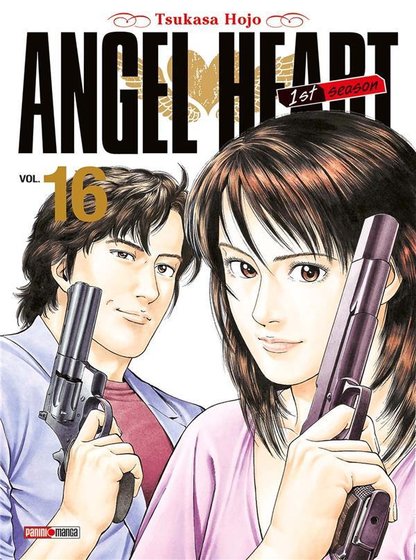 Couverture de Angel Heart - 1st Season -16- Tome 16