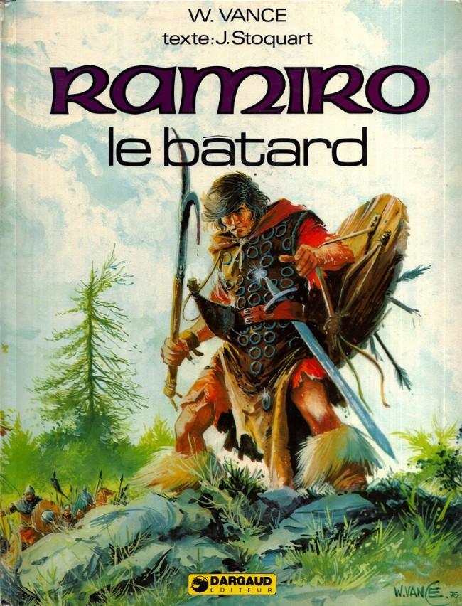 Couverture de Ramiro -1- Le bâtard