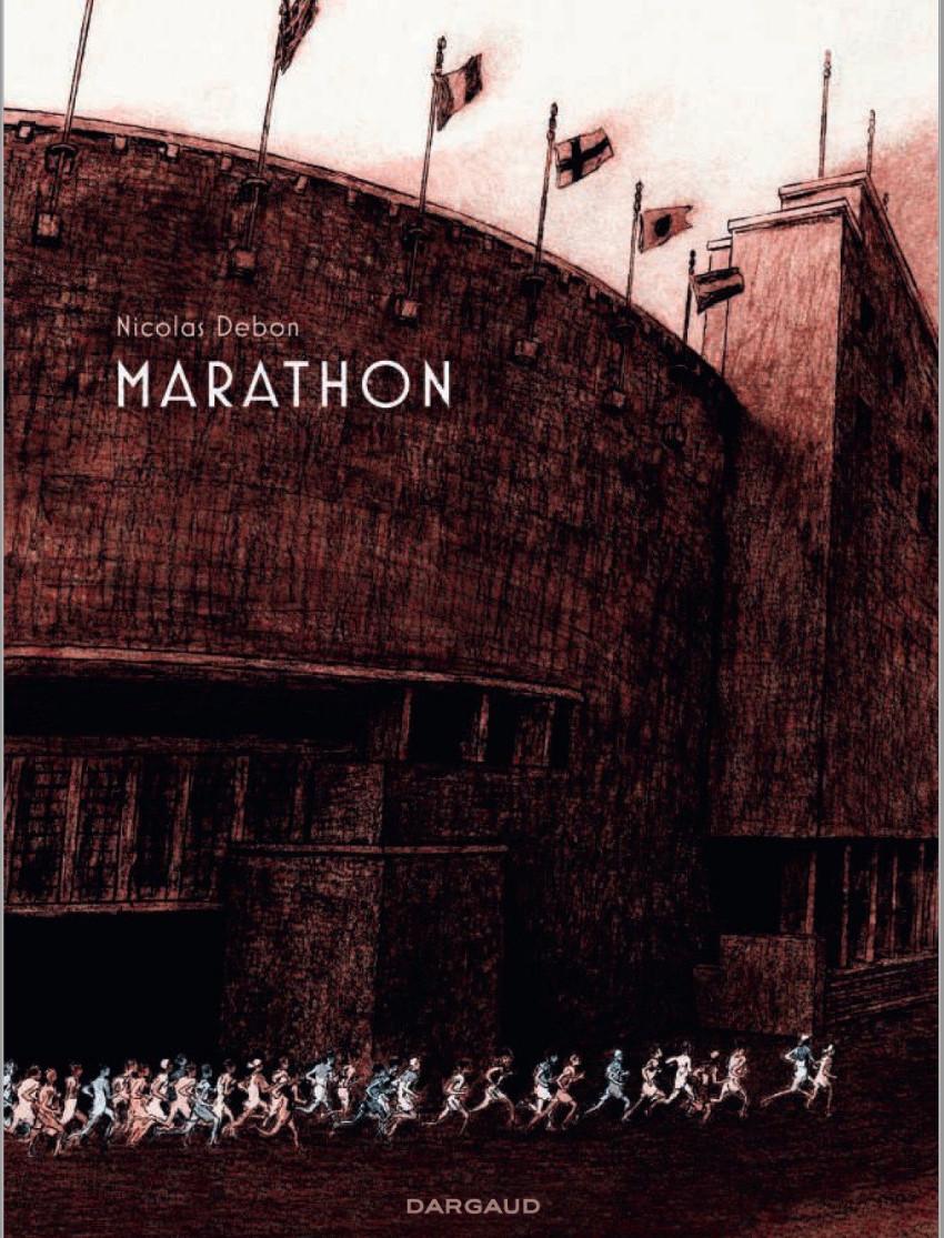 Chronique : Marathon (Dargaud)