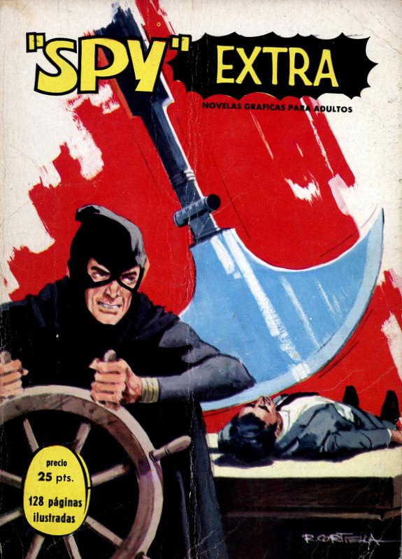 Couverture de Spy Extra -2- Número 2