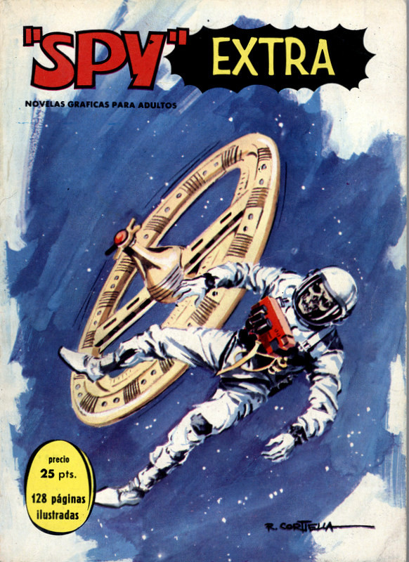 Couverture de Spy Extra -3- Número 3