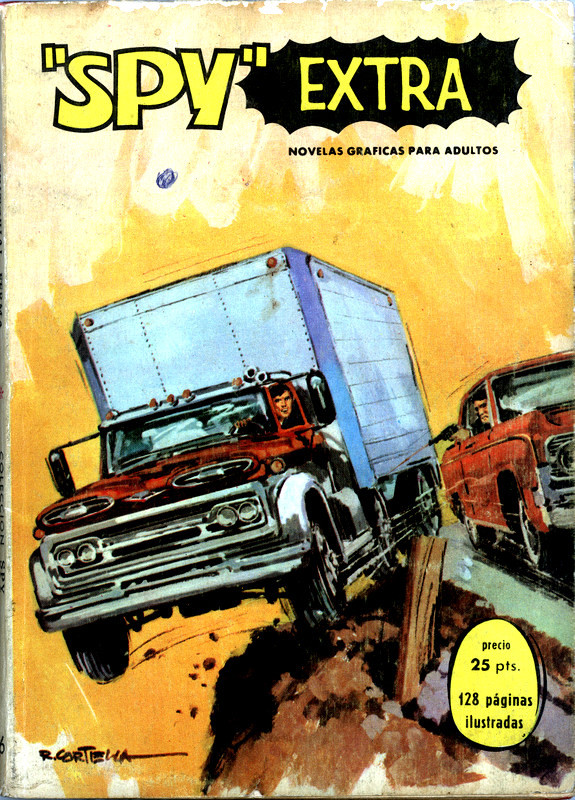 Couverture de Spy Extra -6- Número 6