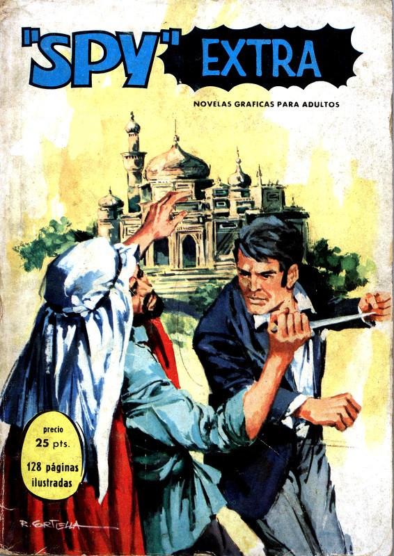 Couverture de Spy Extra -10- Número 10