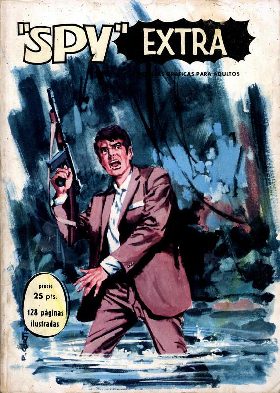 Couverture de Spy Extra -11- Número 11
