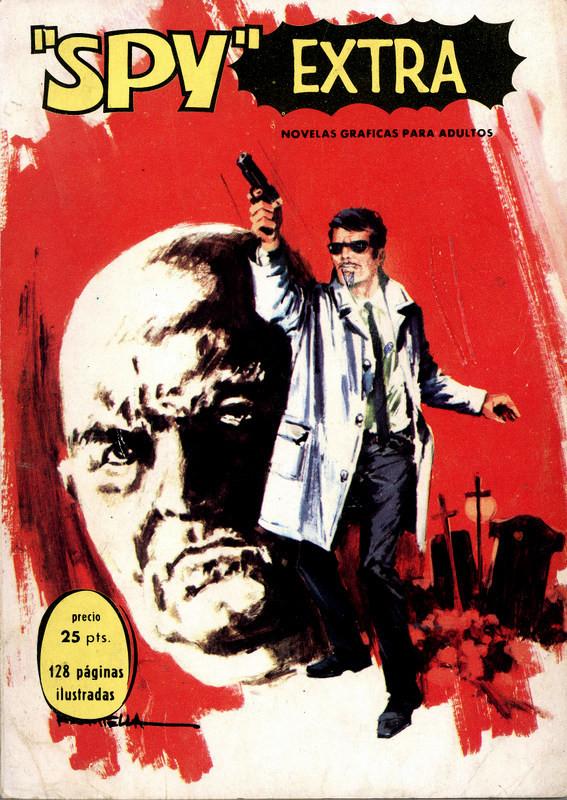Couverture de Spy Extra -12- Número 12