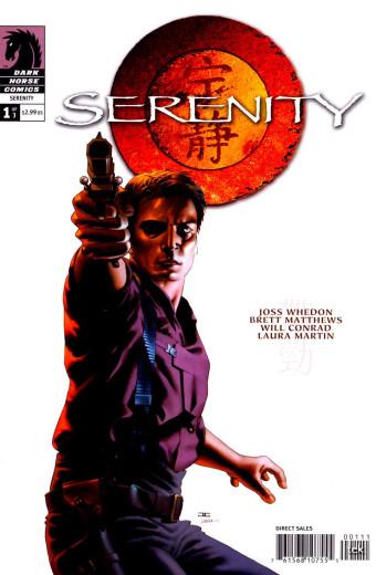 Couverture de Serenity (Dark Horse Comics - 2005) -1- Issue # 1