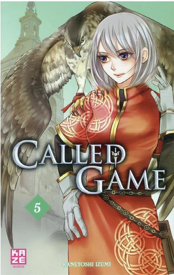 Called Game - 5 tomes
