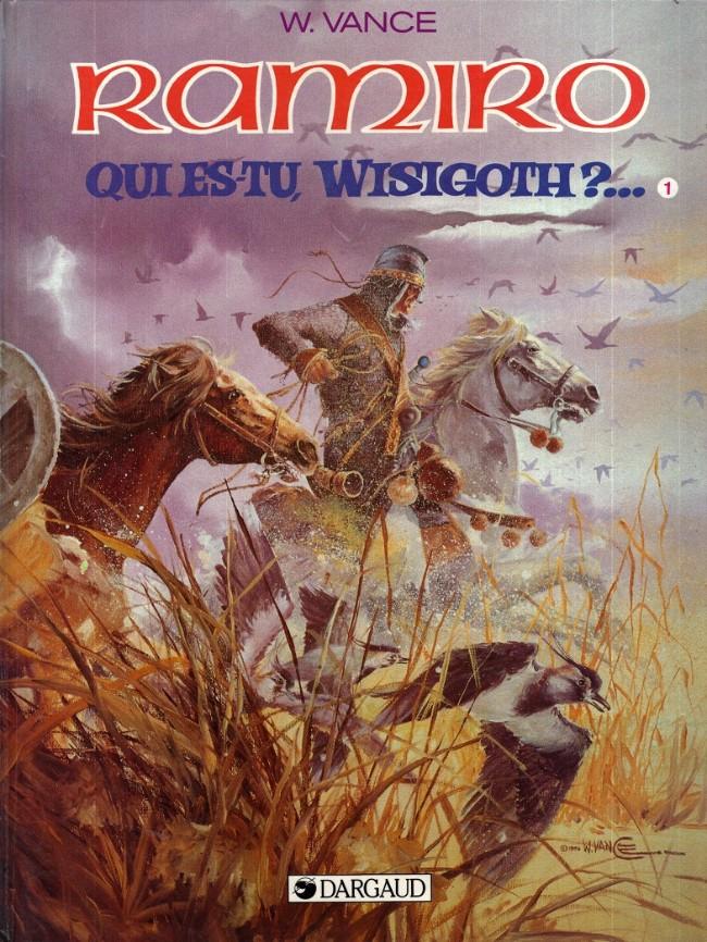 Couverture de Ramiro -9- Qui es-tu, Wisigoth ? 1 : Les Yeux du Guadiana