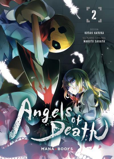 Couverture de Angels of Death -2- Tome 2